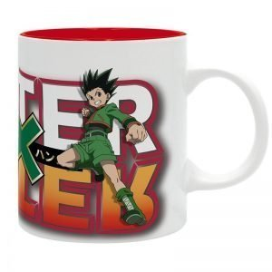 Hunter X Hunter Mug UK Hunter X Hunter merch UK Hunter X Hunter merchandise UK Hunter X Hunter anime mug uk Hunter X Hunter anime merch UK animetal