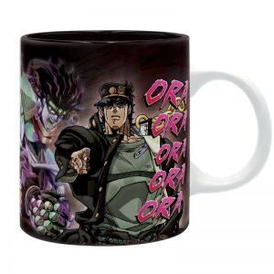 JoJo's Bizarre Adventure Mug UK JoJo's Bizarre Adventure merch UK JoJo's Bizarre Adventure merchandise UK JoJo's Bizarre Adventure anime merch UK animetal