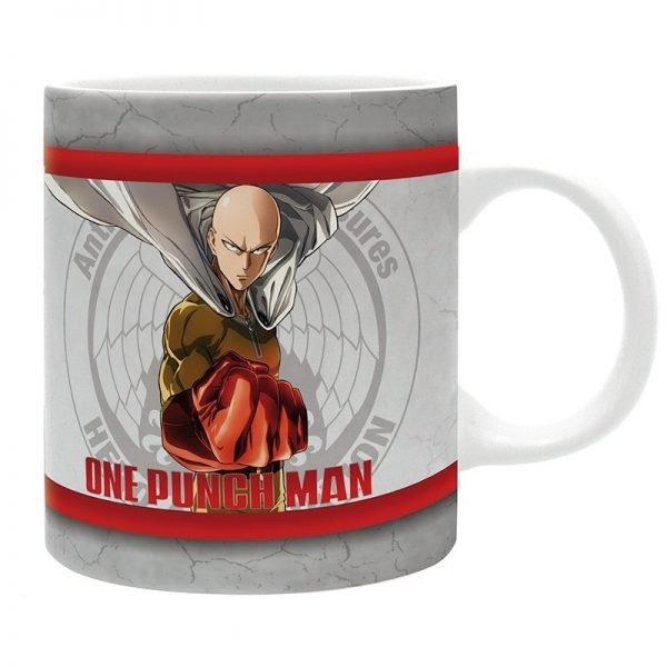 One Punch Man Mug UK One Punch Man merch UK One Punch Man merchandise UK One Punch Man anime mug uk One Punch Man anime merch UK animetal