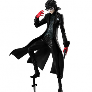 Persona 5 Ren Amamiya Figure Mask On Ver. SEGA Lucky kuji lottery special prize figure UK persona 5 joker figure special lottery prize p5 anime figures UK