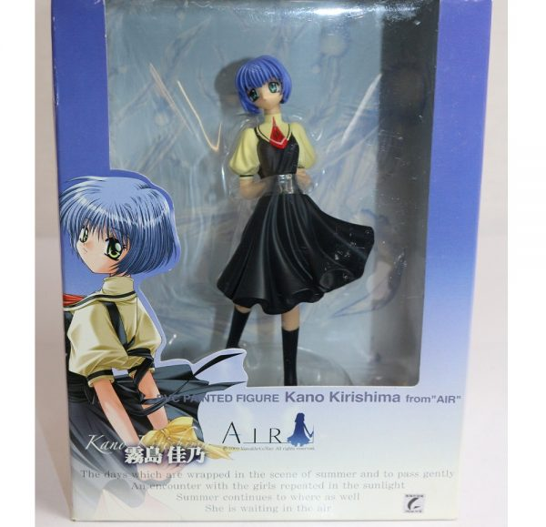 Air Kirishima Kano Figure 1:8 Scale UK Organic Key Visual Art's Air figure kirishima kano 1/8 scale figure UK air anime figures UK animetal