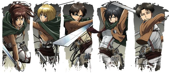 Attack on Titan Crew Mug UK Attack on Titan merch UK Attack on Titan merchandise UK Attack on Titan anime merch UK animetal attack on titan licensed mug UK