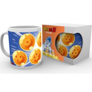 Dragon Ball Z Mug Dragon Balls UK Dragon Ball Z merch UK Dragon Ball Z merchandise UK Dragon Ball anime merch UK animetal DBZ official licensed mug UK