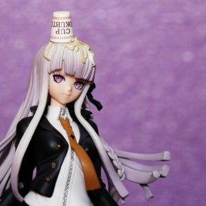Danganronpa Kirigiri Kyouko Figure Cup Ramen ver. UK Furyu Danganronpa kirigiri figures UK Danganronpa anime figures UK animetal