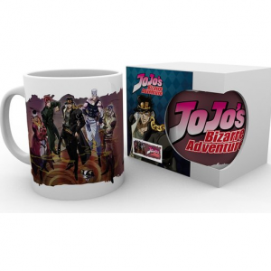 JoJo's Bizarre Adventure Mug UK JoJo's Bizarre Adventure merch UK JoJo's Bizarre Adventure merchandise UK JoJo's Bizarre Adventure anime merch UK animetal
