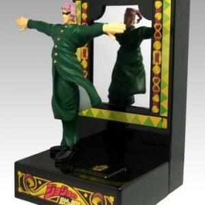 JoJos Bizarre Adventure Noriaki Kakyoin Figure Mirror Banpresto UK Jojo Noriaki Kakyoin statue UK Noriaki Kakyoin Kujo mirror Figure UK figures UK animetal