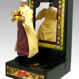JoJos Bizarre Adventure Mohammed Avdol Figure Mirror Banpresto UK Jojo Mohammed Avdol statue UK Jojo Mohammed Avdol mirror Figure UK figures UK animetal