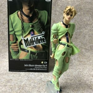 JoJos Bizarre Adventure Pannacotta Fugo Figure MAFIArte Banpresto UK Jojo pannacotta Figure JoJo figures UK Jojo Statues UK Jojo anime figures UK animetal