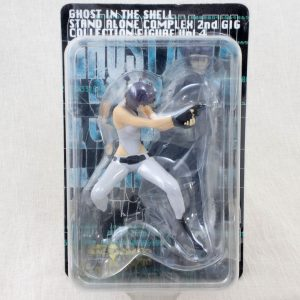Ghost in the Shell Kusanagi Figure Vol. 4 SEGA UK Ghost in the Shell Stand Alone Complex 2nd GIG vol. 4 sega figure UK ghost in the shell anime UK animetal