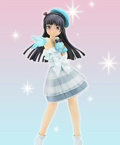 Oreimo Kuroneko Figure Microphone Ver. UK Ore no Imouto anime statues UK Oreimo Ruri Gokou figures UK Oreimo kuroneko microphone figure UK animetal