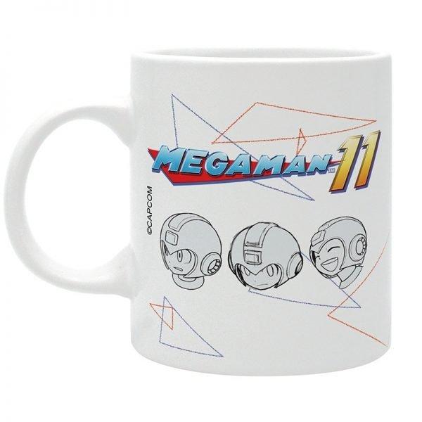 Megaman Mug UK Megaman merch UK Megaman merchandise UK Megaman mug uk megaman anime mugs UK animetal Megaman anime merch UK