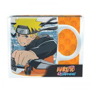 Naruto & Kakashi Mug UK Naruto Shippuden merch UK Naruto Shippuden mug UK naruto anime mug UK animetal naruto shippuden merchandise UK naruto kakashi mug UK