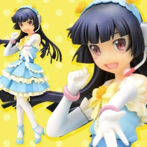 Oreimo Kuroneko Figure Nexus SEGA UK Ore no Imouto anime statues UK Oreimo Ruri Gokou figures UK Oreimo kuroneko statue UK oreimo anime figures UK animetal