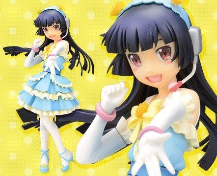 Oreimo Kuroneko Figure Nexus SEGA UK Ore no Imouto anime statues UK Oreimo Ruri Gokou figures UK Oreimo kuroneko statue UK oreimo anime figures UK animetal