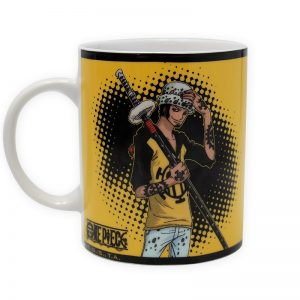 One Piece Trafalgar Law Mug UK One Piece merch UK One Piece merchandise UK one piece anime mug uk one piece anime merch UK animetal official licesed mug UK