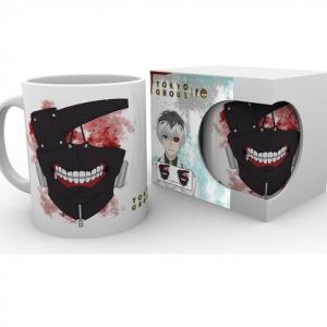 Tokyo Ghoul Mug UK Tokyo Ghoul merch UK Tokyo Ghoul merchandise UK Tokyo Ghoul anime merch UK animetal Tokyo ghoul official licensed mug UK tokyo ghoul