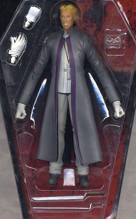 Hellsing Alexander Anderson Figure Yamato UK Hellsing alexander figure UK hellsing figures UK hellsing alexander anderson figure UK animetal