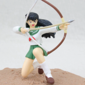 InuYasha Higurashi Kagome Figure Banpresto UK InuYasha figures UK Higurashi Kagome Figures UK InuYasha anime figures UK animetal