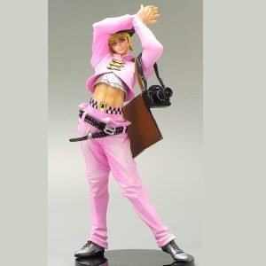 JoJo's Bizarre Adventure Rohan Kishibe Figure Banpresto UK Jojo rohan kishibe Banpresto DXF Special colour figure UK jojo rohan kishibe figure UK animetal