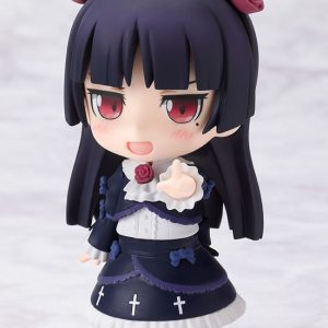 Oreimo Kuroneko Nendoroid 144 figure good smile company UK ore no imouto kuroneko nendoroid 144 oreimo nendoroid good smile company figure UK animetal