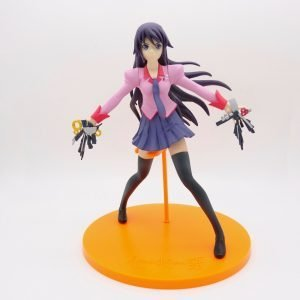 Monogatari Senjougahara Hitagi Figure Taito UK Monogatari anime Figures UK Animetal bakemonogatari senjougahara hitagi figure UK