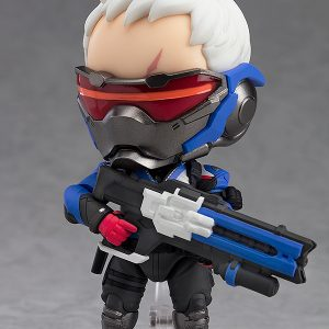 Overwatch Soldier 76: Classic Skin Edition Nendoroid 976 Good Smile Company Figure UK Overwatch nendoroids UK nendoroid 976 Uk SOLDIER 76 nendoroid UK