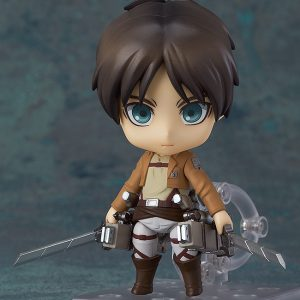 Attack on Titan Eren Yeager Nendoroid 375 Good Smile Company Figure UK Attack on Titan nendoroids UK Eren Yeager nendoroid 375 UK animetal