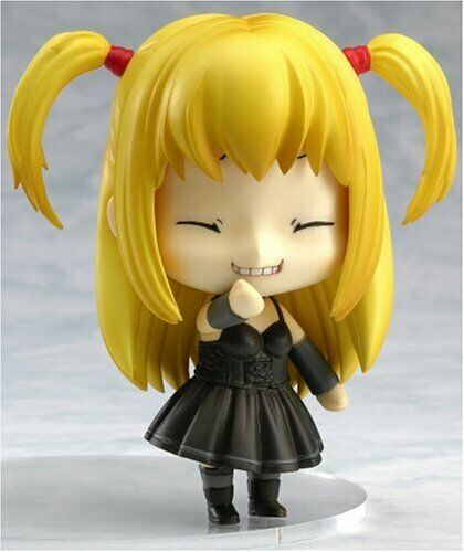 Death Note Misa Amane Nendoroid 018 Good Smile Company UK Death Note nendoroid 018 UK Misa Amane nendoroid 018 UK misamisa nendoroid 018 UK animetal