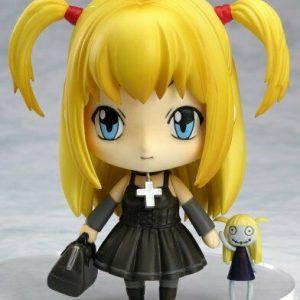 Death Note Misa Amane Nendoroid 018 Good Smile Company UK Death Note nendoroid 018 UK Misa Amane nendoroid 018 UK misamisa nendoroid 018 UK animetal
