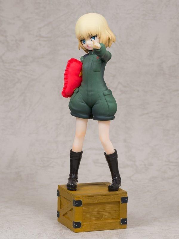 Girls Und Panzer Katyusha Figure FuRyu UK girls and tanks Katyusha statue FuRyu UK girls und panzer anime figures UK animetal