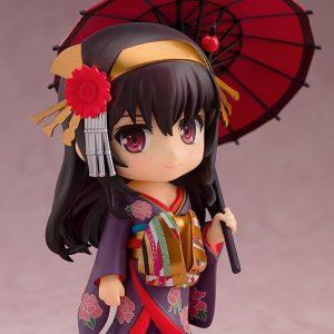 Saekano How to Raise a Boring Girlfriend Utaha Kasumigaoka Nendoroid 1161 Kimono Ver. Good Smile Company Figure UK Saekano nendoroids UK nendoroid 1161 UK