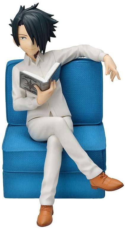 Promised Neverland Figure Set SEGA UK Promised Neverland Figures UK Promised Neverland Norman Ray Emma SEGA figure Promised Neverland anime figures animetal