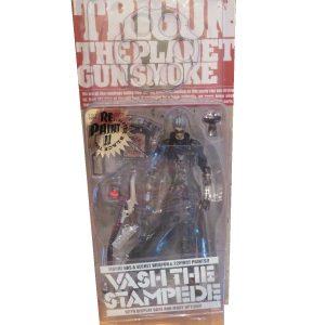 Trigun Vash The Stampede Figure Sunglasses Ver. Kaiyodo UK Trigun Vash the Stampede Figures UK Trigun Figures UK Trigun anime figures UK animetal