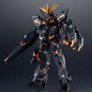 Gundam Unicorn 02 Banshee Action Figure RX-0 Bandai Tamashii Nations UK Mobile Suit Gundam Gundam Universe Action Figure RX-0 Unicorn Gundam 02 Banshee