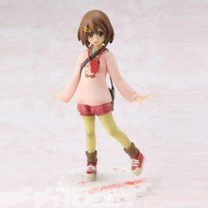 K-ON! Yui Hirasawa Figure Movie Ver. Banpresto Ichiban Kuji Prize A UK K-on figures UK Yui Hirasawa figures UK k-on anime figures UK animetal