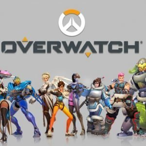 Overwatch Figures
