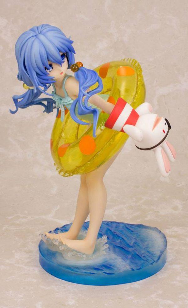 Date A Live Yoshino Figure 1/7 Scale Splash Summer Ver. Plum UK Date A Live Statue 1/7 Yoshino Splash Summer Ver. 21cm animetal Date a live anime statues UK