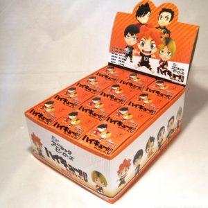 Haikyuu!! Mini Big Head Figure Vol. 1 UK Haikyuu 1 box UK Haikyuu anime figures UK Haikyuu merchandise UK Haikyuu mini figures UK animetal