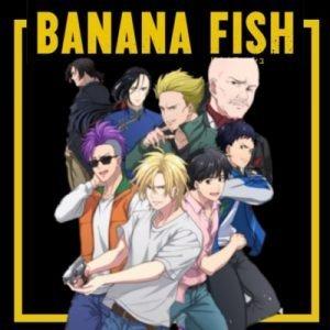 Banana Fish Figures