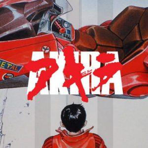 Akira Figures