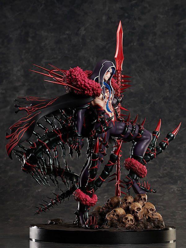 Fate Grand Order Berserker Cu Chulainn Statue 1/7 Scale FREEing UK Fate/Grand Order PVC Statue 1/7 Berserker/Cu Chulainn (Alter) 36 cm UK animetal