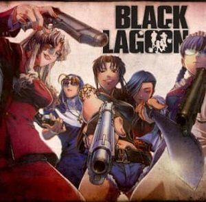 Black Lagoon Figures