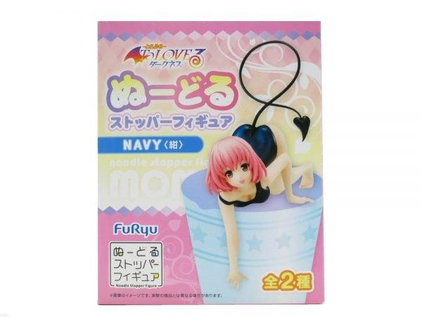 To LOVE ru Darknes Momo Belia Deviluke Figure Noodle Stopper FuRyu UK To LOVEru Darkness Momo Belia Deviluke Noodle Stopper Figure Navy Blue ver. UK animetal