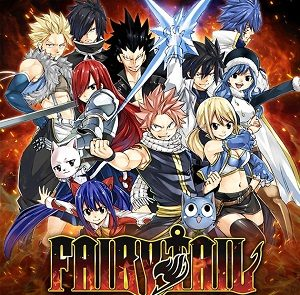 Fairy Tail Figures