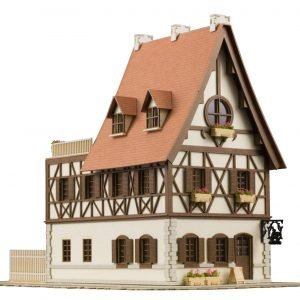 Is the Order a Rabbit? Paper Model Kit Rabbit House 1/150 Scale Plum UK Is the order a rabbit?? 1/150 Paper Model Kit Anitecture Rabbit House 9 cm UK