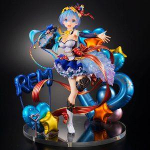 Re: Zero Starting Life in Another World Rem Statue Idol Ver. 1/7 Scale Estream UK Re: Zero Starting Life in Another World Statue 1/7 Rem Idol Ver. 23 cm uk animetal