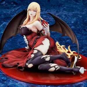 Kizumonogatari Kiss-Shot PVC Statue 1/7 Scale Bellfine UK Monogatari Figures UK Monogatari Kiss shot figures UK monogatari anime figures UK Animetal