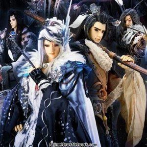 Thunderbolt Fantasy Figures