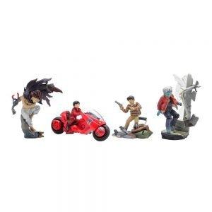 Akira Mini Figure Vol. 1 Kaiyodo UK Akira one box Figures UK akira blind box figures UK akira anime figures UK animetal akira 1box figures UK