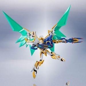 Code Geass Lancelot Sin Z-01 S R Number 254 Action Figure Tamashii Nations UK CODE GEASS Lelouch of the Resurrection anime Figures UK animetal
